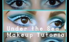 Under the Sea Makeup Tutorial
