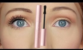 THE BIGGEST LASHES EVER?! Too Faced Better Than Sex Mascara | First Impression
