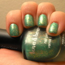 Sinful Colors Mint Candy Apple / Love and Beauty Light Green
