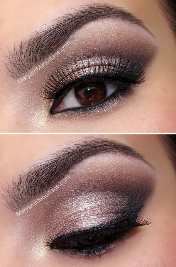 Smokey Eyeshadow Tutorial: Maryam M.'s (Maryam) Photo