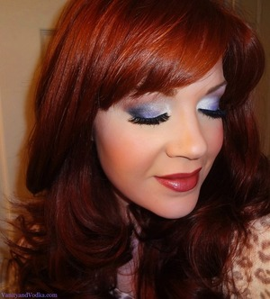 This look is inspired by one of my favorite gemstones :-) For more information, please visit: http://www.vanityandvodka.com/2013/05/moonstone.html xoxo, Colleen