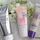 Drugstore BB Cream Comparison