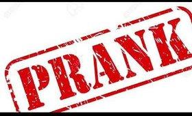 Prank goes wrong 😡