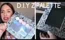 DIY Z Palette | TheBeautySpotlight