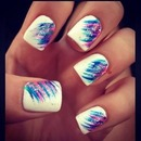 Nails ~Feather~