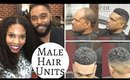Balding? A Male Hair Unit Could Be For You!