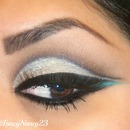 Arabic Cut Crease