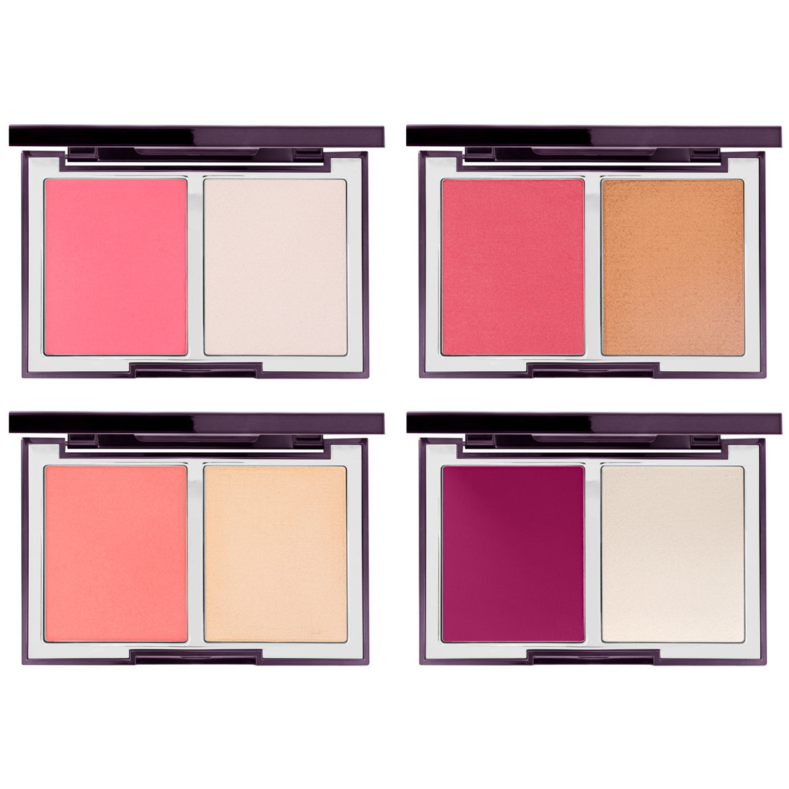 Wayne Goss The Weightless Veil Blush Palette Bundle alternative view 1 - product swatch.