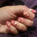 Roses & Polka Dots :)