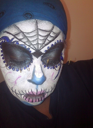 Halloween 2011: Sugar Skull