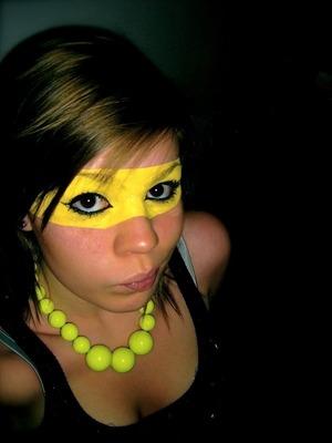 Teenage mutant ninja turtle inspired - photography project
