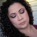 Rose Gold Pink Smoky Eye Using Urban Decay Naked 3
