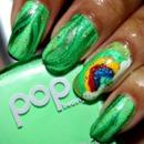 My Saint Patrick's Day 2013 Manicure