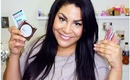 NEW Drugstore Products Haul + First Impressions ♥ Wet N Wild, Maybelline, Rimmel, & More!