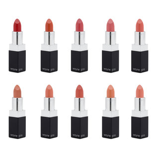 The Luxury Cream Lipstick Collection