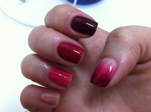 # 10 - gradient nails