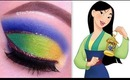 Princess Mulan Makeup Tutorial