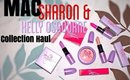 MAC x Sharon & Kelly Osbourne Collection Haul + Swatches