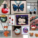Hand Made Jewelry And Charms By Me