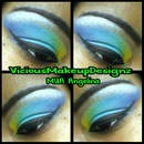 Makeup of the Day 6.16.13