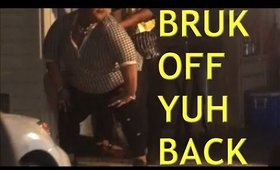LIVING OUR  BEST LIVES |  BRUK OFF YUH BACK- The summer comes to  an END!