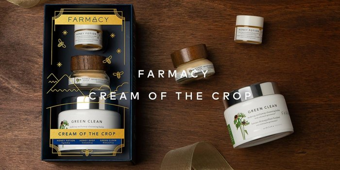 Shop Farmacy's Cream of the Crop Set!