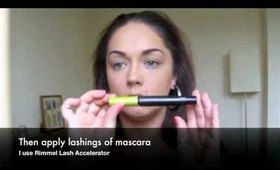 New Beauty Guru 2012 Daytime foundtion routine