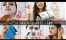 Affordable Facial Kit _ Tan Removal & Skin Brightening Facial at Home | SuperWowStyle Prachi