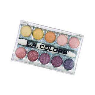 L.A. Colors Glittering Starlet Eyeshadow