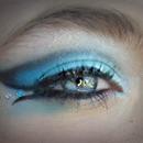 Dramatic Blue Eye