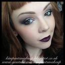 Simple Eyes, Vampy Lips