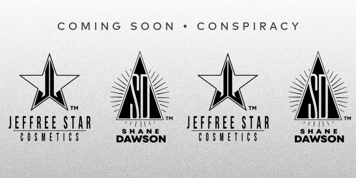Jeffree Star Cosmetics x Shane Dawson Conspiracy Coming Soon – Sign up for notifications!