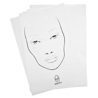 MYKITCO. My Face Charts