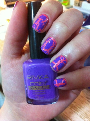 funky crackle