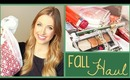 Fall Target Haul || New Drugstore Beauty Products!