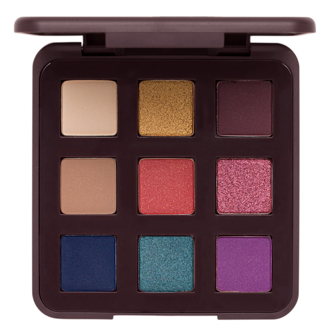 Viseart Libertine Eye Shadow Palette product smear.