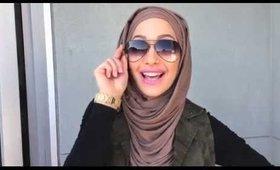 ATL VLOG Pt 2 Photoshoot With Hijab-ista.com