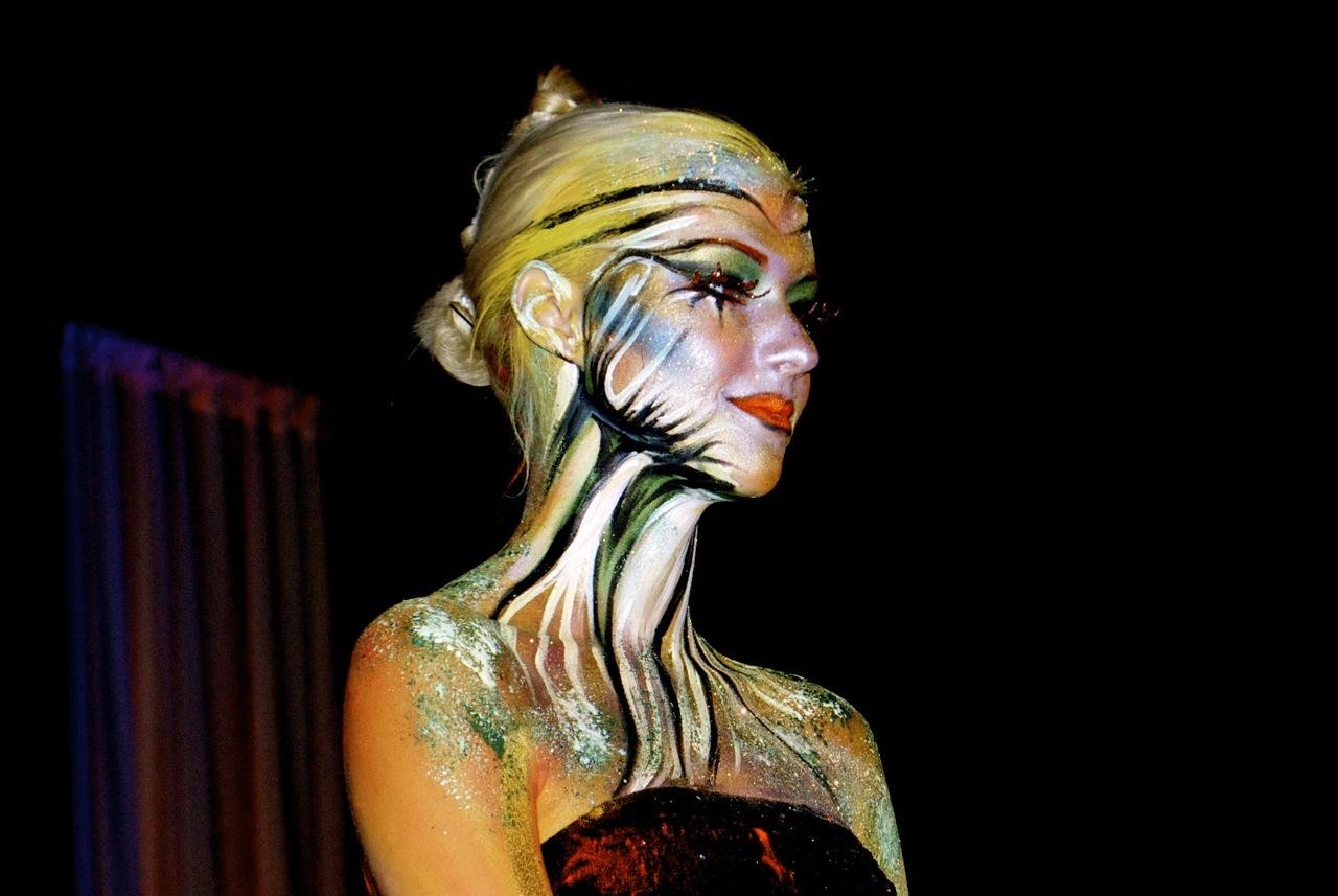Make Up For Ever Dany Sanz Creativity Tips Beautylish