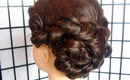 Slip Knot Seashell Braid | Homecoming