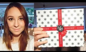 GLOSSYBOX UNBOXING ❄ | DECEMBER WINTER EDITION | Benefit & More
