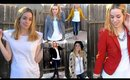 5 Ways to Style Jeans & a Tee {Back to School/Fall Outfit Ideas} | Loveli Channel