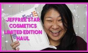 Christmas Limited Editon Haul | Jeffree Star Cosmetics