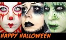 HAPPY HALLOWEEN: Bloopers and a Musical Review
