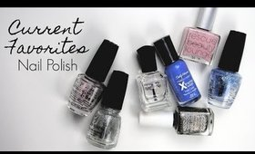 Current Favorites: Nail Polish | yukieloves // warmvanillasugar0823