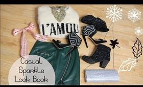 LookBook: Give Me Glitz Casual | ALDO $150 Giveaway