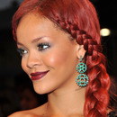 Rihanna at the 2011 MET gala (Source: bvhairtalk.com)