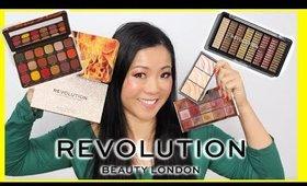MASSIVE Makeup Revolution Haul