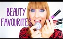 Beauty Favourites October 2013!