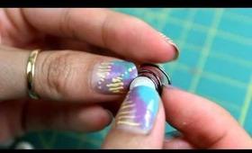 DIY Hair Gems