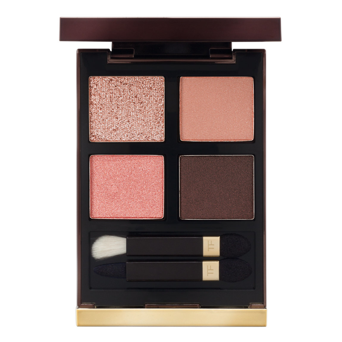 TOM FORD Eye Color Quad Disco Dust product swatch.